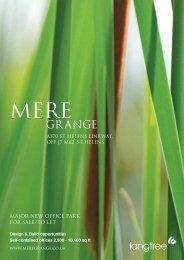 Mere Grange Brochure - Keppie Massie
