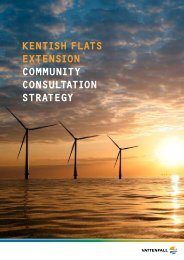 Consultation Strategy Document (PDF 675 kB) - Vattenfall