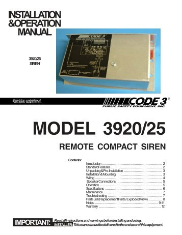 remote compact siren installation guide code 3 public safety ?quality\=85 st160 siren wiring diagram on st160 download wirning diagrams galls st160 wiring diagram at bayanpartner.co
