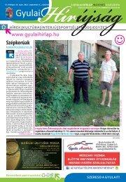 PDF dokumentum (6234 KByte) - Gyulai Hírlap