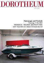 Katalog im PDF-Format - Fahrzeuge - Dorotheum