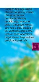 Bendroji užsienio ir saugumo politika (BUSP) - Socialists & Democrats - Page 2