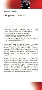 Bendroji užsienio ir saugumo politika (BUSP) - Socialists & Democrats - Page 3