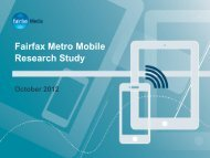 Mobile Audience Study - Fairfax Media Adcentre