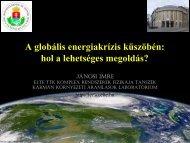 2.3. Geotermikus energia