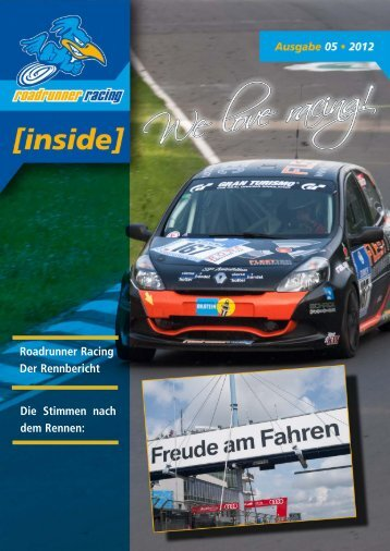 Impressionen 24H-2012 - Roadrunner Racing
