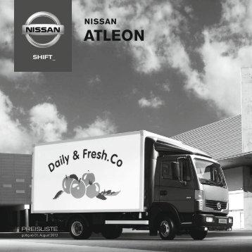 ATLEON - Nissan
