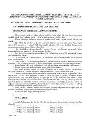 5-Bilgi işlem mekanik şartnamesi - TRT