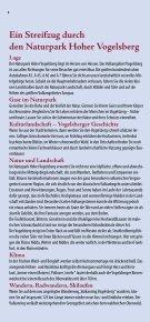 Natur und Kultur Veranstaltungen 2011 - Vogelsberg Touristik - Seite 4