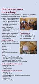 Natur und Kultur Veranstaltungen 2011 - Vogelsberg Touristik - Seite 7