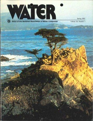 Vol 26, No. 1 - NAWC