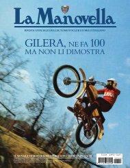 GILERA, NE FA 100 - Automotoclub Storico Italiano