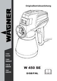 W 450 SE - Wagner