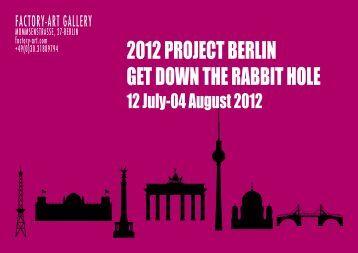 Mommsenstrasse, 27-berlin 2012 project berlin - Factory-Art