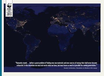 Learn Spring 2013 Renewables - WWF UK