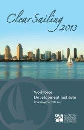 Program - American Association of Community Colleges