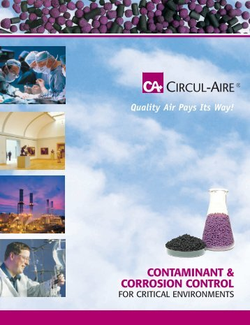 Contaminant Corrosion and Odor Control Specification - Circul-aire Inc