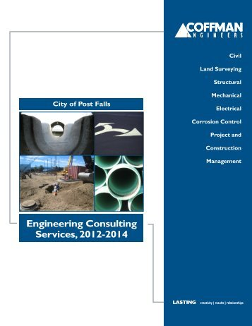 Coffman Engineers - City of Post Falls