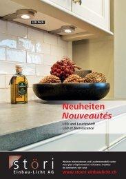 Neuheiten Nouveautés - Störi Licht AG