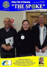 Vol 6-06-July 26 - Katanning Rotary Club