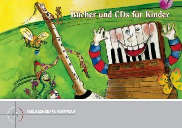 Kinderkatalog Verlagsgruppe Kamprad
