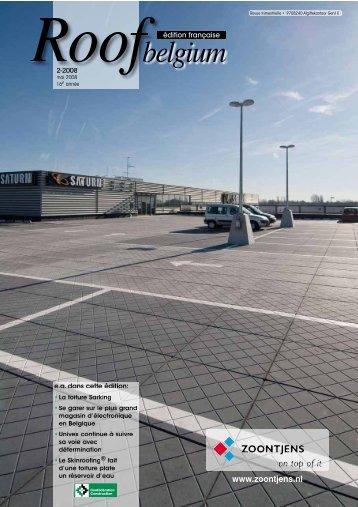 La toiture Sarking - Magazines Construction