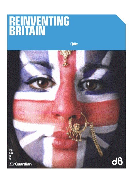 REINVENTING BRITAIN - Arts Council England