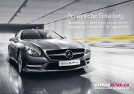 Persönliche Einladung - Mercedes-Benz Automobil AG