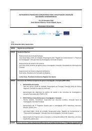 instrumentos financeiros comunitários para a ... - proconvergencia