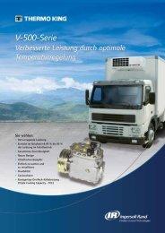 V-500-Serie V-500-Serie - Servo King Klimaanlagen