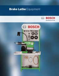 Brake Lathe Equipment - aesco