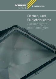 Flächen - Schmidt Strahl GmbH