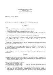 ordinanza orari mercato 2007.pdf - Comune di Vignola