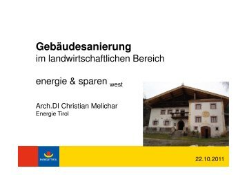energiesparen west 2011 10 22