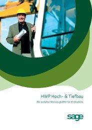 HWP Hoch- & Tiefbau - Business-Ware