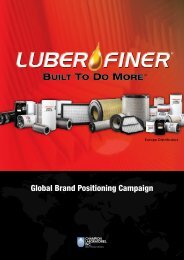 Global Brand Positioning Campaign - Luber-finer