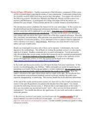 1. Research Paper (100 points) - Another ... - Cornell College
