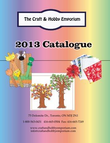 here - Craft & Hobby Emporium