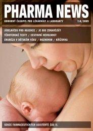 těhotenské testy / cestovní nevolnost enuréza v ... - pharma news