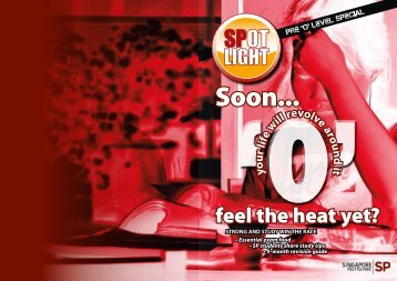 feel the heat yet? - Singapore Polytechnic