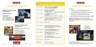 REGRO LICHT-Kongress REGRO LICHT-Kongress Programm ...