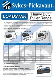 Loadstar Pullers 2010.pdf - E. Fox (Engineers)