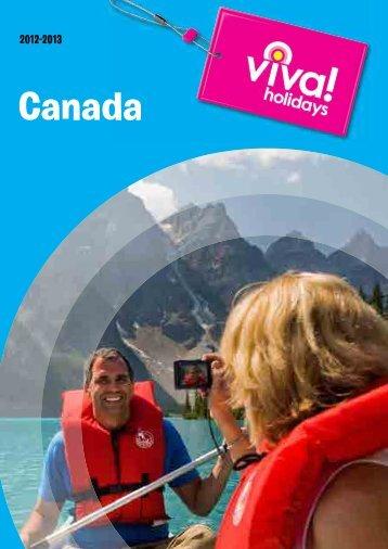 Canada - Viva! Holidays