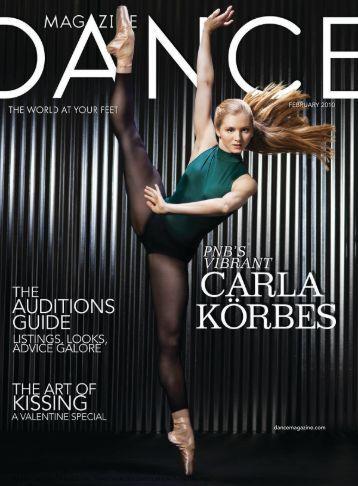 february 2010 - Pacific Northwest Ballet
