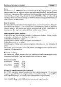 Brugsvejledning Bruksanvisning Bruksveiledning ... - Hwam - Page 6