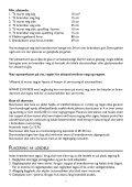 Brugsvejledning Bruksanvisning Bruksveiledning ... - Hwam - Page 7