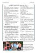 Nouvelles de l'Ecole - Ecole Stiftung - Seite 5