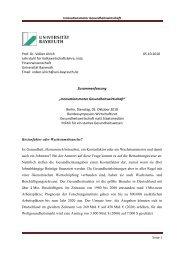Prof. Dr. Volker Ulrich, Design. Vorsitzender der Deutschen ...