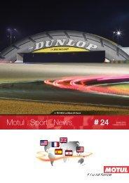 Motul . Sport . News 24