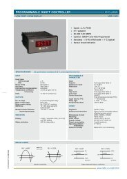 EC49S - Radix Process Instrumentation